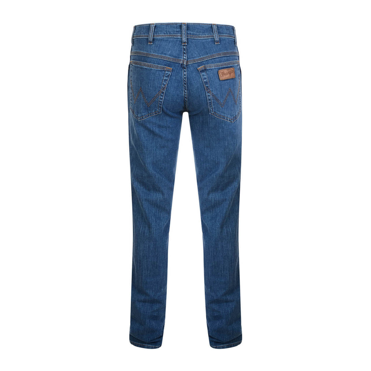 Wrangler Texas Stretch Denim Jeans New Reef Blue | Jean Scene