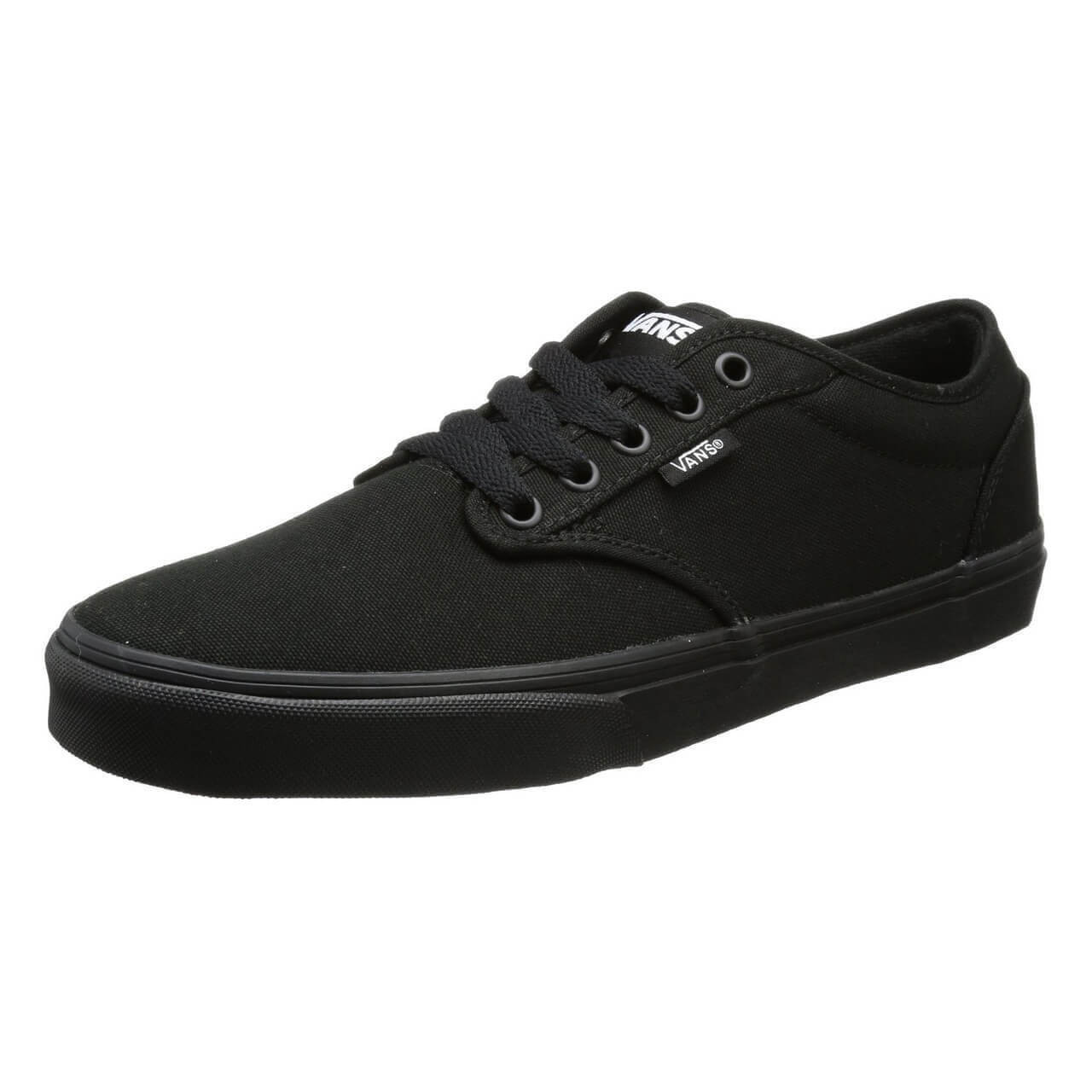 VANS Atwood Canvas Trainers Black