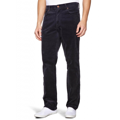 Shop für echte kinder Großhandelspreis Wrangler Jeans Texas Stretch Corduroy Navy