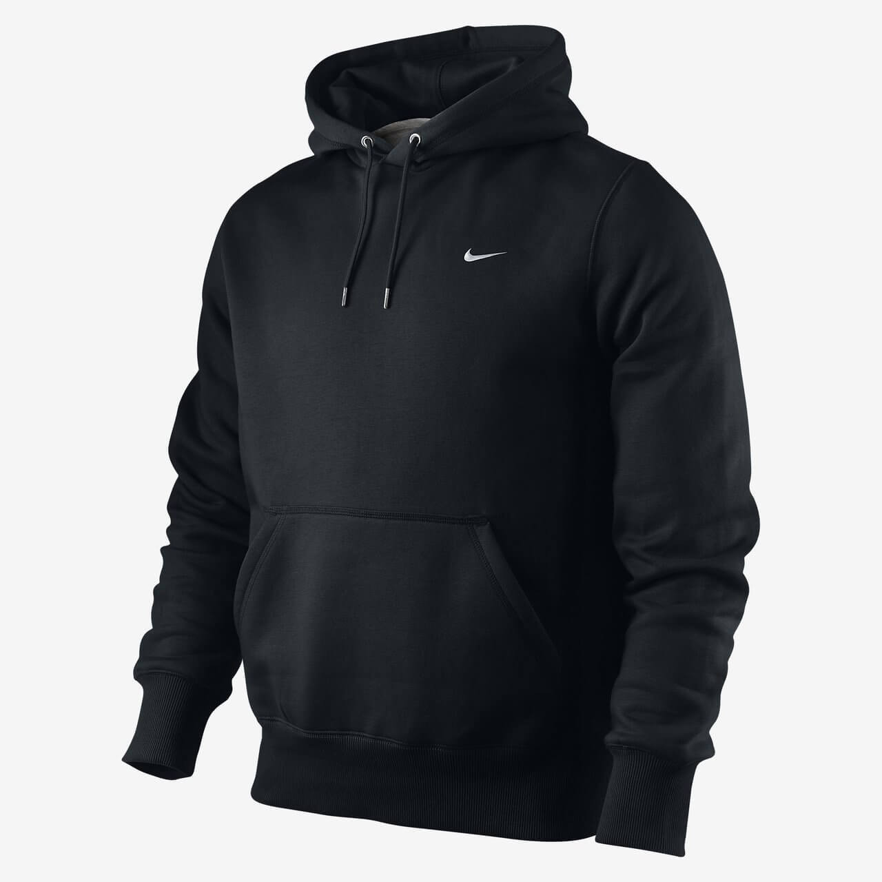 detailed images new release the sale of shoes Nike Men's Overhead Hoodie Black