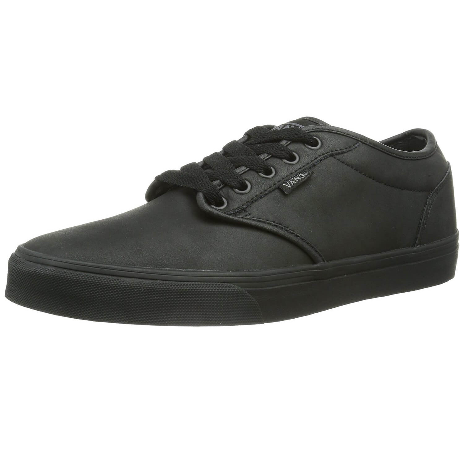 vans leather shoes men