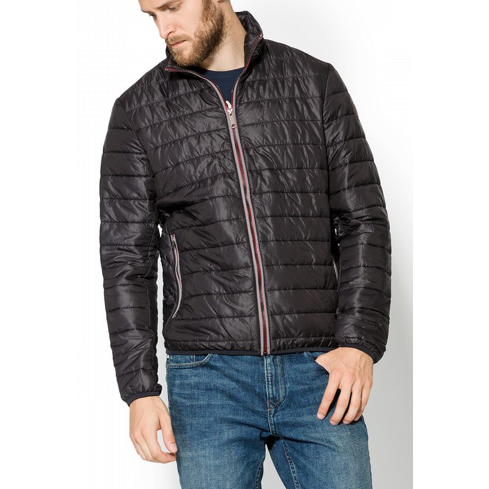 quilted box mens jacket quilt paddock olive products