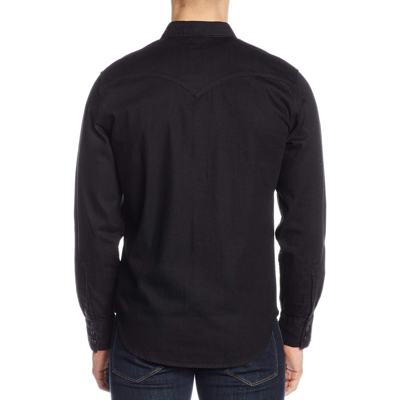 afba9c45 Levi's Denim Shirt Barstow Slim Fit Western Redcast Stone Light Wash +  Levi's (Redcast stone) Men Sh