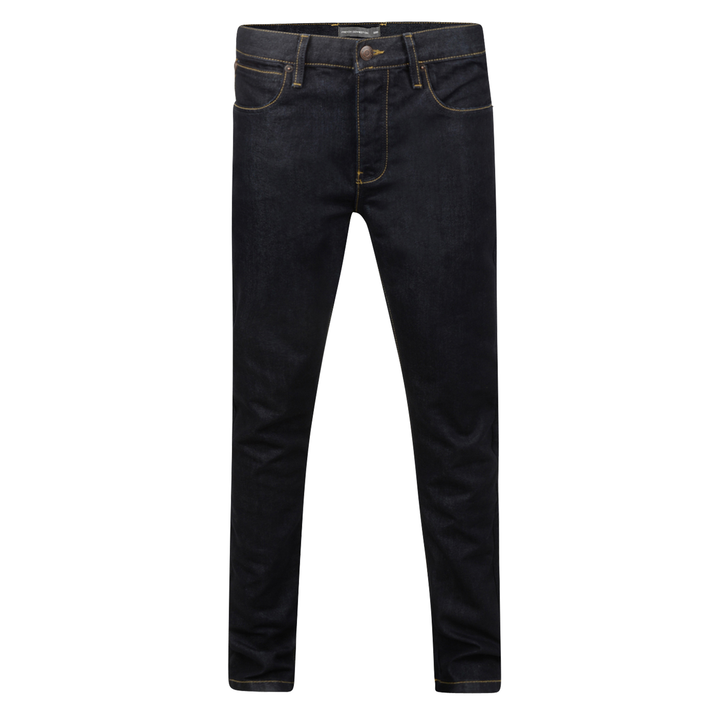 e54450a6c355 French Connection Jeans - Slim Tapered Faded Indigo 02 Denim Jeans ...