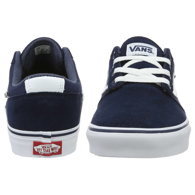 c8cddaf672 Vans mens chapman low stripe suede canvas shoes trainers dress blue jean  scene jpg 2500x2500 Canvas