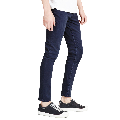 mode attrayante regarder produits de qualité Jack & Jones Glenn Slim Chino Jeans Navy Blazer