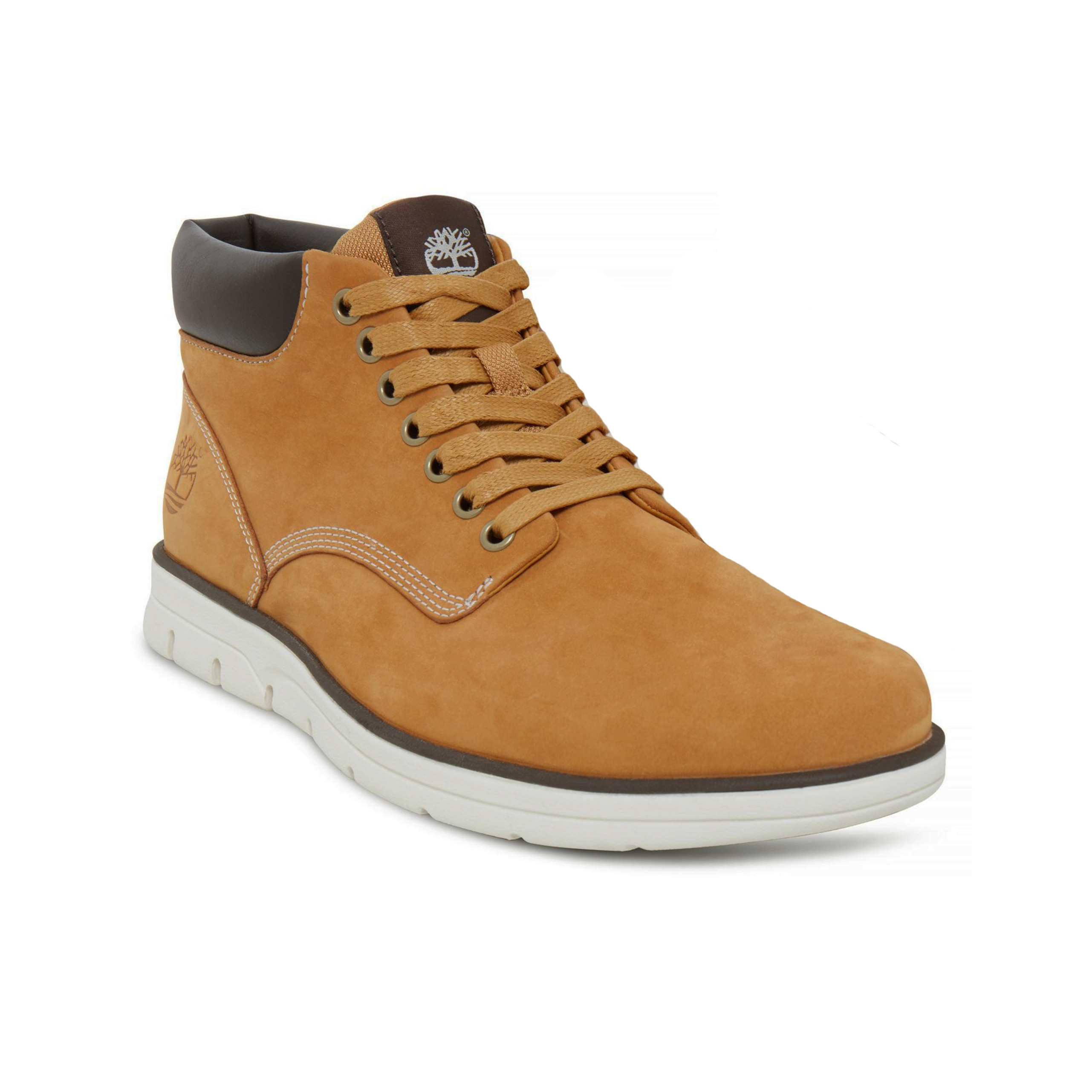 1293f797aa19 Timberland Mens Bradstreet Chukka Leather Boots Boots Le Wheat ...