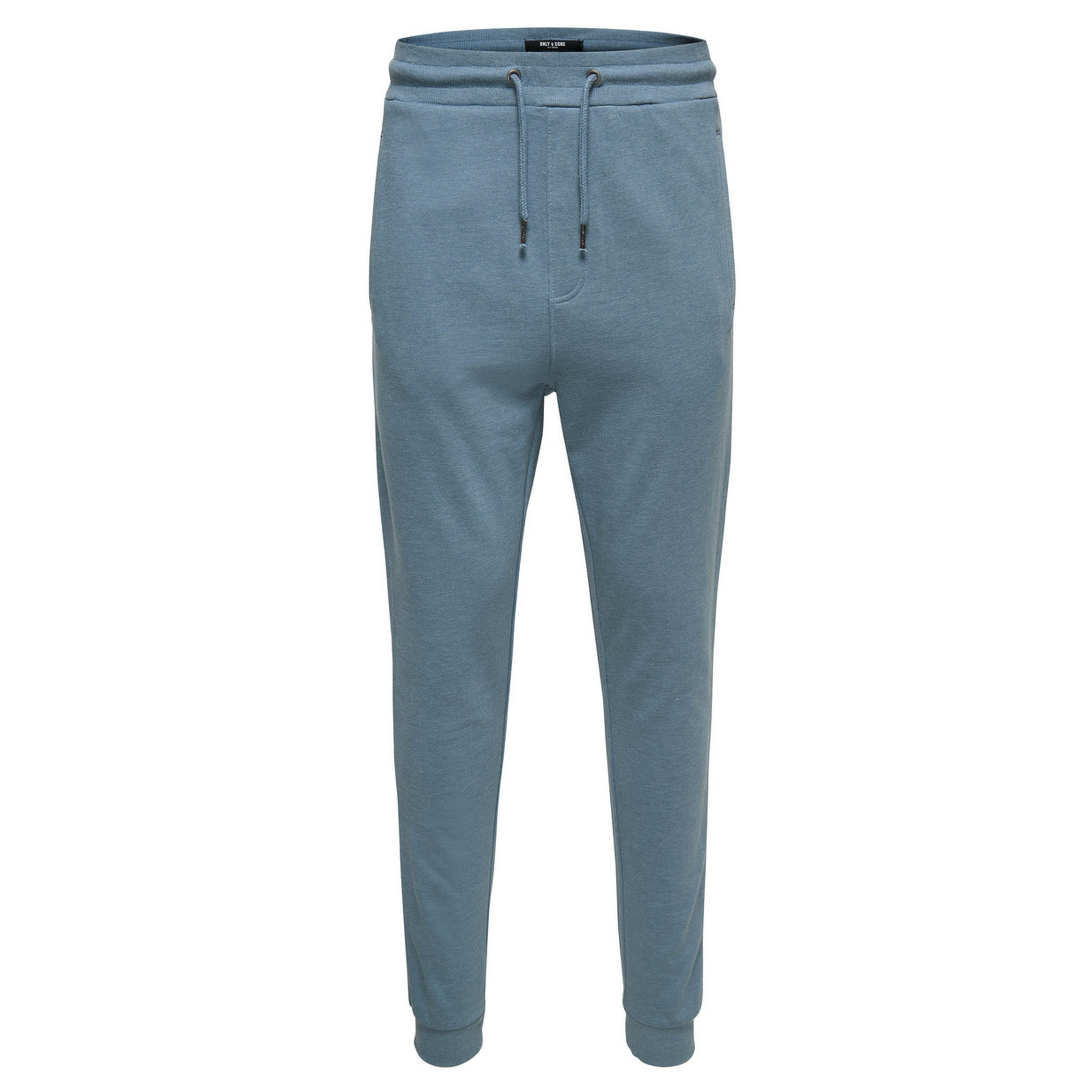 cfc07ae39e Only & Sons Pastel Sweat Jogging Bottoms Blue Mirage