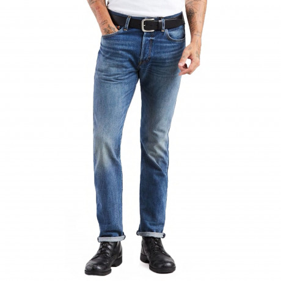 Levis 501 Denim Jeans Blue Bubbles St | Jean Scene