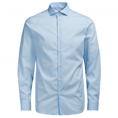 Jack & Jones Premium Business Stretch Men's Long Sleeve Michael Shirt Cashmere | Jean Scene