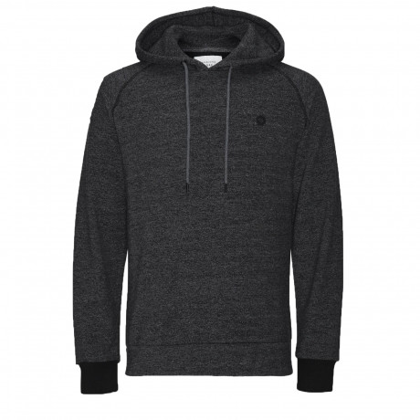 Jack & Jones Overhead Men's Cowin Hoodie Black | Jean Scene
