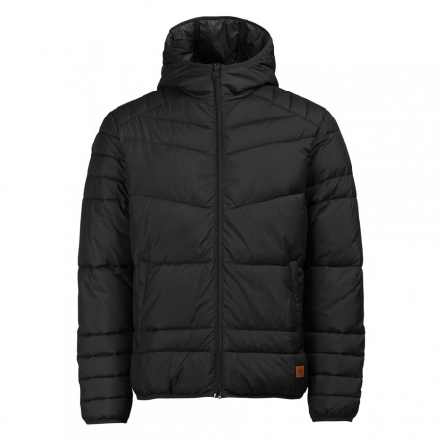 Jack & Jones Originals Quilted Puffer Jacket Black | Jean Scene