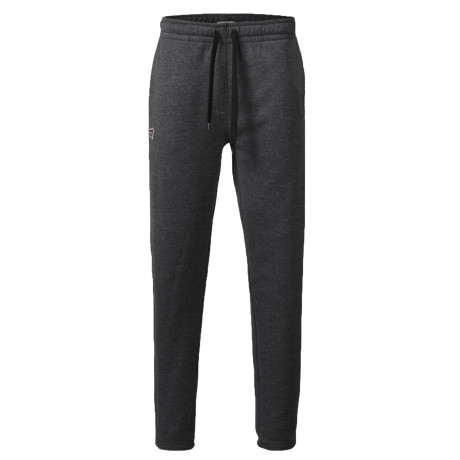 Jack & Jones Men's Chris Sweat Jogging Joggers Black Melange Pants | Jean Scene