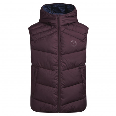 Jack & Jones Quilt Padded Gilet Body Warmer Port Royal | Jean Scene