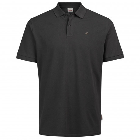 Jack & Jones Polo Shirt Asphalt | Jean Scene