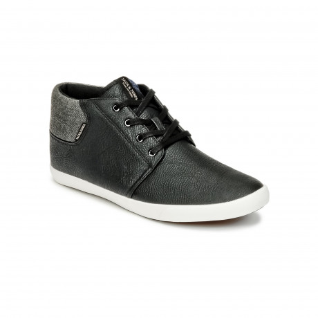 Jack & Jones Mens Vertigo PU Shoes Shoes Antracite | Jean Scene