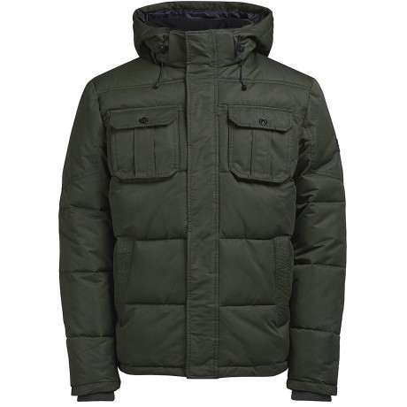 Jack & Jones Winter Padded Jacket Rosin | Jean Scene