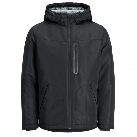 Jack & Jones Lightweight Padded Jacket Black | Jean Scene