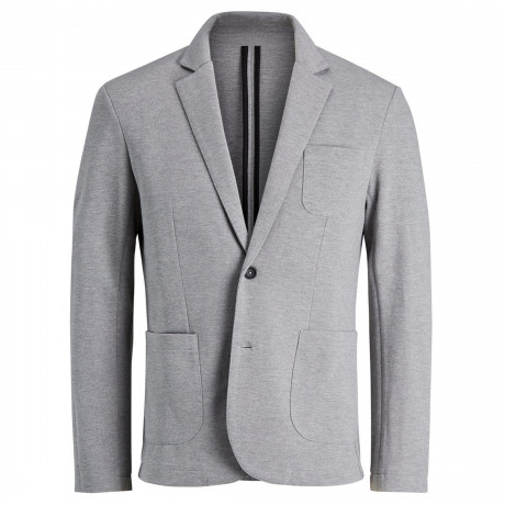 Jack & Jones Premium Smart Casual Blazer Light Grey | Jean Scene