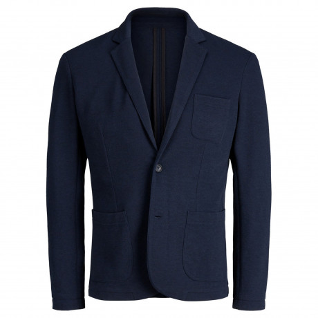 Jack & Jones Premium Smart Casual Blazer Navy Blazer | Jean Scene