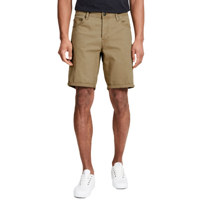 Jack & Jones Men's Rick Chino Stretch Shorts Kelp | Jean Scene