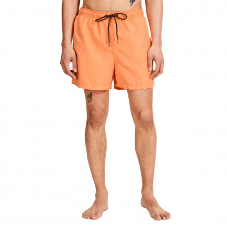 Jack & Jones Men's Beach Swim Summer Shorts Nectarine | Jean Scene