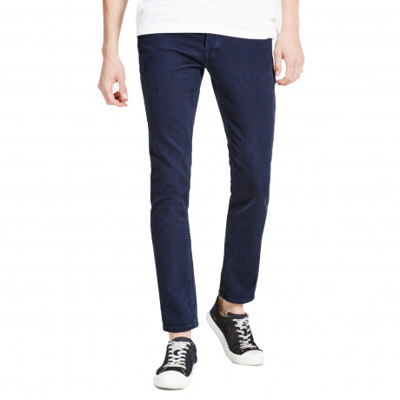 Jack & Jones Glenn Slim Fit Chino Jeans Blue | Jean Scene