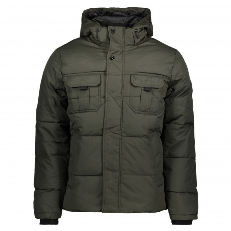 Jack & Jones Men's Will Padded Jacket Rosin | Jean Scene