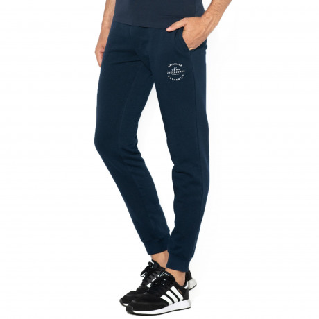 Jack & Jones Casual Men's Soft Neo Pants Total Eclipse | Jean Scene