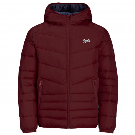 Jack & Jones Light Puffer Jacket Port Royal | Jean Scene