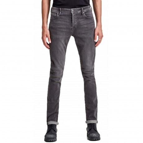 Jack & Jones Glenn Original Slim Fit Denim Jeans 007 Grey | Jean Scene