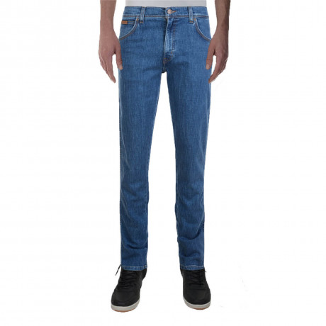 Wrangler Jeans Texas Stretch Denim New Reef Blue