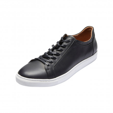Selected Mens David Leather Shoes Shoes Black | Jean Scene