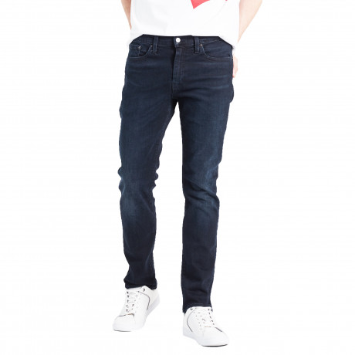 Levis 511 Denim Jeans Dark Blue Rajah Adv | Jean Scene