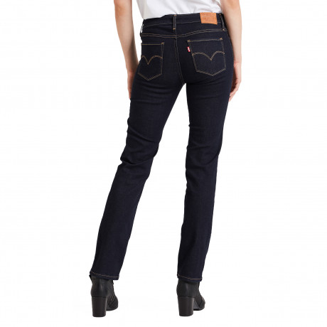 Levi's 712 Women's Slim Stretch Jeans To The Nine | Jean Scene