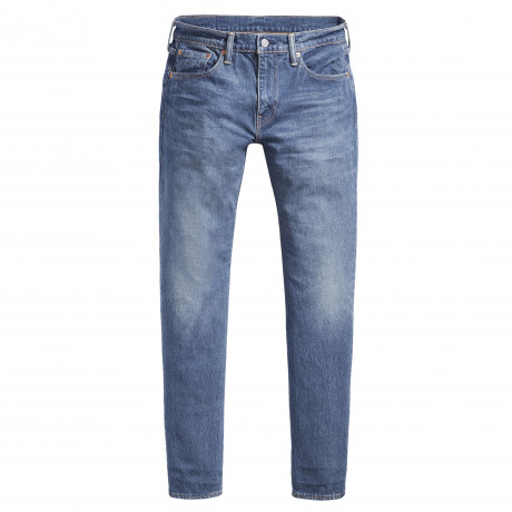 Levis 502 Denim Jeans Dark Blue Sixteen | Jean Scene