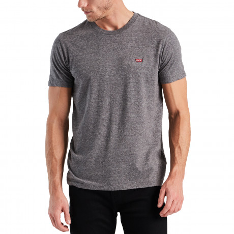 Levis Original HM Men's T-Shirt Obsidian Heather | Jean Scene