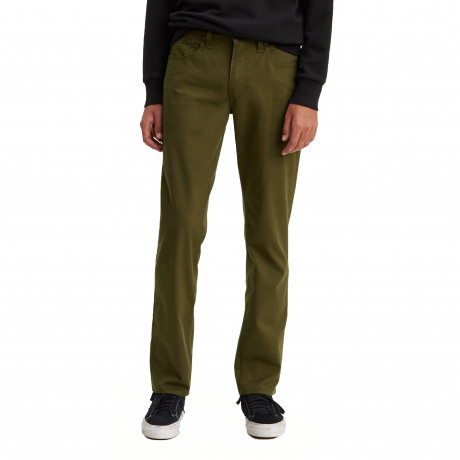 Levis 511 Soft Fabric Jeans Foragers Green | Jean Scene