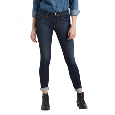 Levis 711 Women's Skinny Stretch Jeans High Roller   Jean Scene