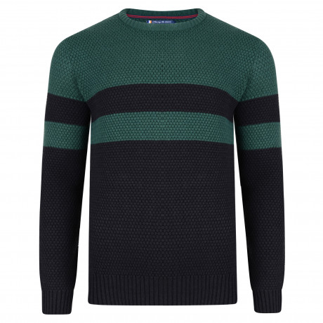 Le Shark Men's Adu Knit Jumper Dark Navy | Jean Scene