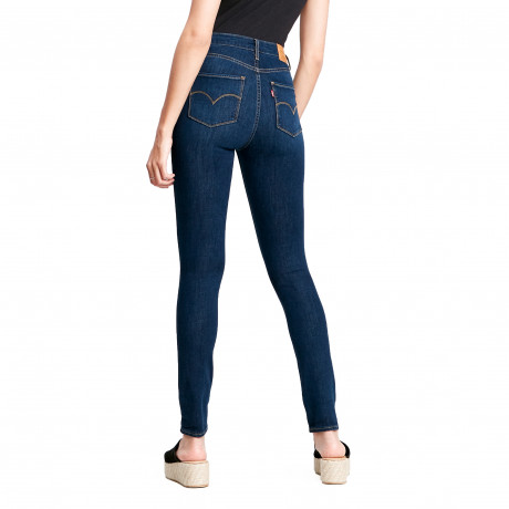Levis 721 Women's High Rise Skinny Stretch Jeans Smooth It Out | Jean Scene