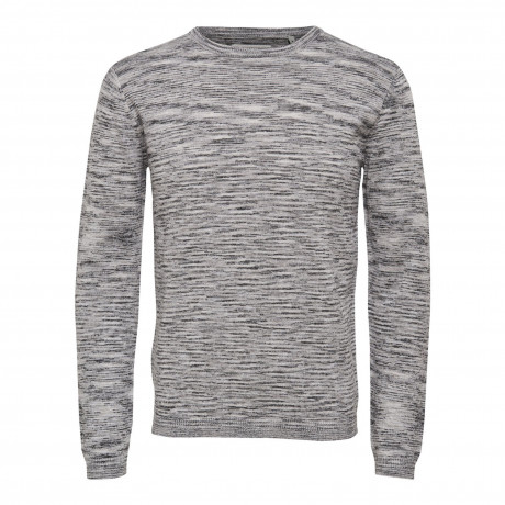 Only & Sons Men's Abacas Jumper Porpoise | Jean Scene