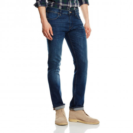 French Connection Slim Fit Denim Jean Vintage Wash