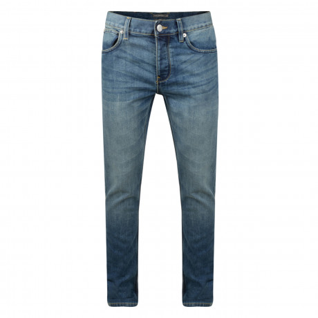 French Connection Jeans - Slim Tapered Faded Indigo 07 Denim Jeans | Jean Scene