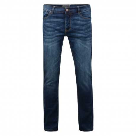 French Connection Jeans - Slim Tapered Faded Indigo 23 Denim Jeans | Jean Scene