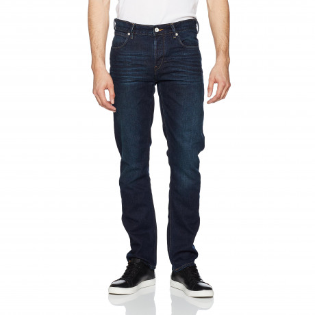 French Connection Jeans - Slim Tapered Faded Indigo_05 Denim Jeans | Jean Scene