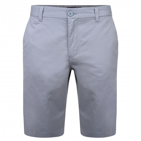 French Connection Chino Slim Fit Cotton Shorts Blue Lagoon | Jean Scene