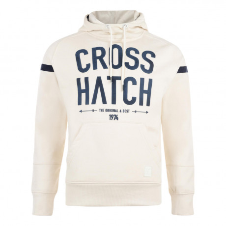 Crosshatch Chassis Hoodie Vaporous Grey