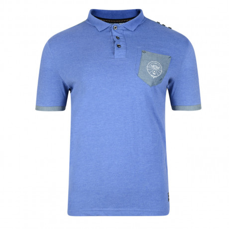 Firetrap Men's Polo Shirt Heaton Ampardo