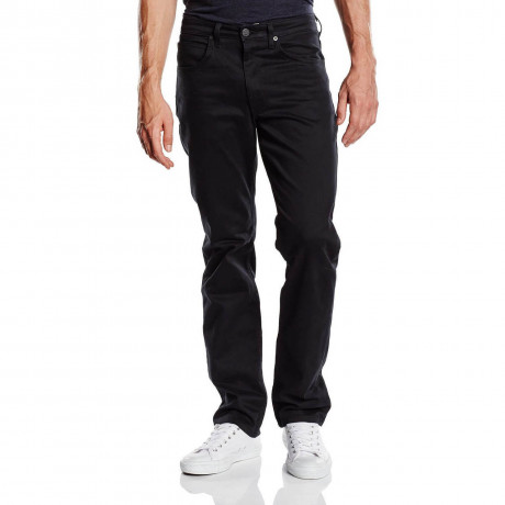 Lee Brooklyn Stretch Soft Fabric Jeans Black